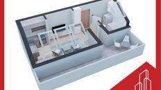 Novogradnja,1750e/m2,Povrat PDV,Podbara,Direktno od investitora,1,0 soban,31m2
