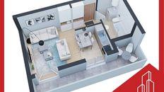 Novogradnja,1750e/m2,Povrat PDV,Podbara,Direktno od investitora,1,0 soban,40m2