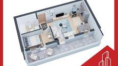 Novogradnja,Odmah useljivo,1500e/m2,Povrat PDV,Detelinara,Direktno od investitora,1,5 soban,48m2