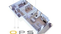 Trosoban stan, 88m2, Novogradnja, 1700 EUR+PDV