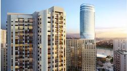 BW Arcadia 54,92 m2 stan na 14 spratu sa garažom