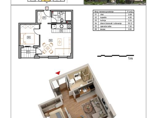 Vračar, Direktna prodaja stanova - slika 2