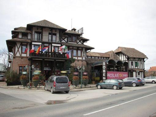 Hotel 1400m2 - 60km od Beograda (razradjen posao) - slika 2