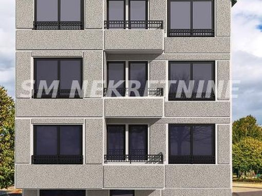 Nov lux stan 62m2, Voždovac centar, Koste Jovanovića - slika 2