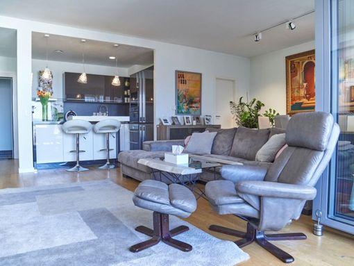 West 65, luksuzan stan od 123m2 sa prelepim pogledom - slika 3