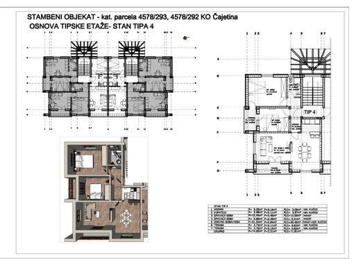 Monix Flowers Apartments Zlatibor - Stan tipa 4 - slika 3
