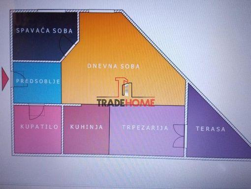 38 m2, Stan, Mirijevo, agencijski ID: 7440 - slika 3