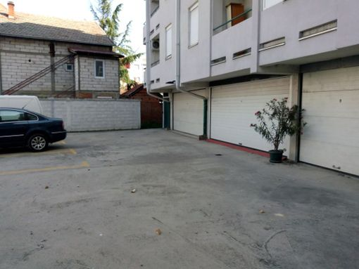 Garaža za dva vozila - slika 2