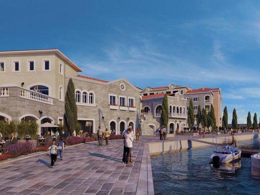 Luštica Bay, The Chedi hotel – luksuzan apartman 117m2, na prvoj liniji do mora - slika 2
