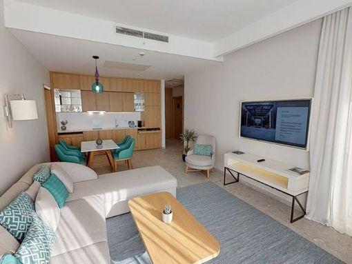 Luštica Bay, The Chedi hotel – luksuzan apartman 117m2, na prvoj liniji do mora - slika 3