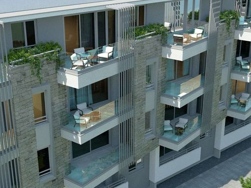 Tivat, Seljanovo – luksuzan jednosoban apartman, 300m od kompleksa Porto Montenegro - slika 2