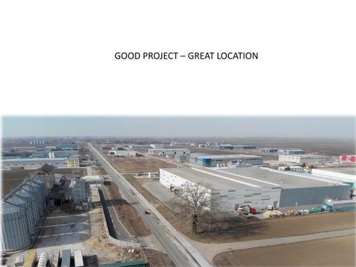 19000m² građevinsko zemljište + građevinska dozvola za 11800m² - slika 3