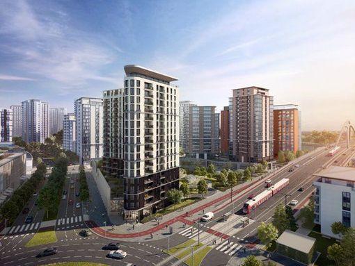 Specijalna ponuda *Metropolitan* 54.15 m2 2.0 sa terasom  - slika 3