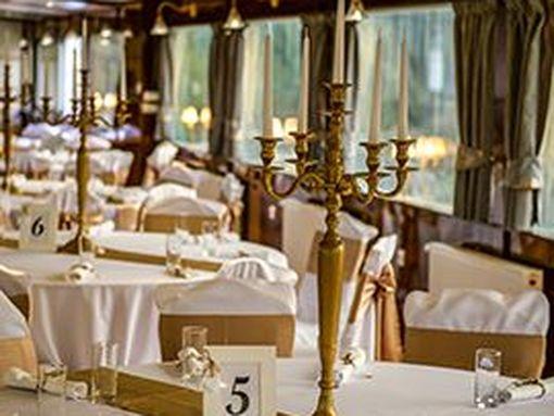 Restoran  na brodu - slika 3