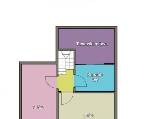 Palilula, Karaburma, Pere Ćetkovića 95 m2, Pere Ćetkovića - slika 3