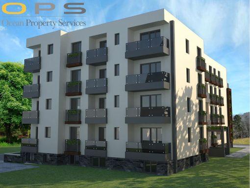 Dvosoban stan, Novogradnja, 45,36m2, 1.650 EUR+PDV - slika 3