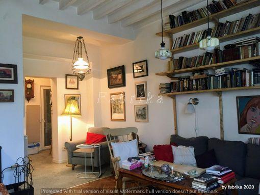 Vračar Crveni krst lep uknjižen salonski stan 52m - slika 2