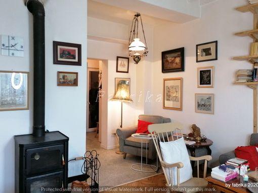 Vračar Crveni krst lep uknjižen salonski stan 52m - slika 3