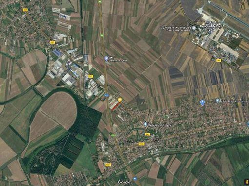 Plac Surcin- Dobanovci , autoput - slika 2