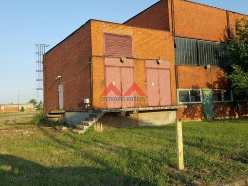 Industrijski objekat, Šabac (Jelenča), Beogradska, 10000m2/4,8ha - slika 2