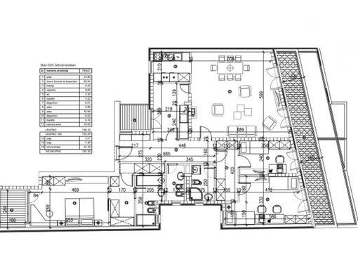 155 m2, Stan, Vukov spomenik, agencijski ID: 1134 - slika 3