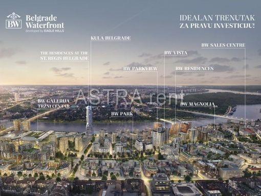 Beograd na vodi, 122m2, agencijski ID: 6523 - slika 3