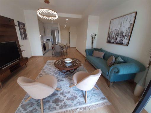 Izdajem LUX 3,0 stan u BW,useljiv,kompletno namešten,1500eura - slika 3