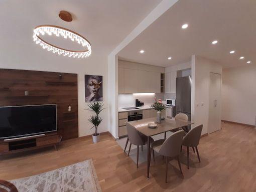 Izdajem LUX 3,0 stan u BW,useljiv,kompletno namešten,1500eura - slika 2