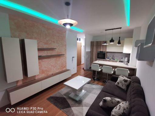 Pupinova  palata NS, stan45 m2 sa garaznim mestom - slika 3