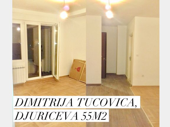 55m2, L ,SLAVUJEV VENAC , stan