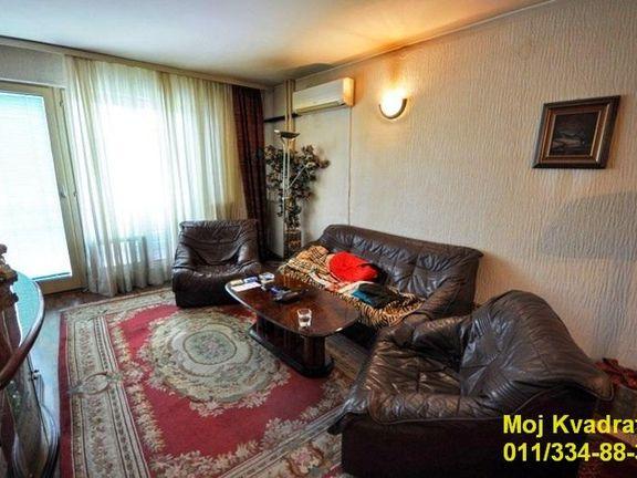 Novi Beograd, Blok 61 - Jurija Gagarina, 76m2, Jurija Gagarina