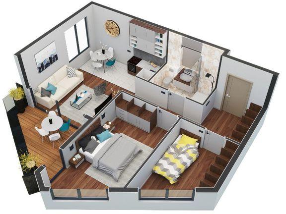 Dvosoban apartman površine 50 m², 21st Century Zlatibor Residence, Spa & Wellness by Adora