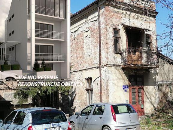 Odlična kuća  za rekonstrukciju na Senjaku