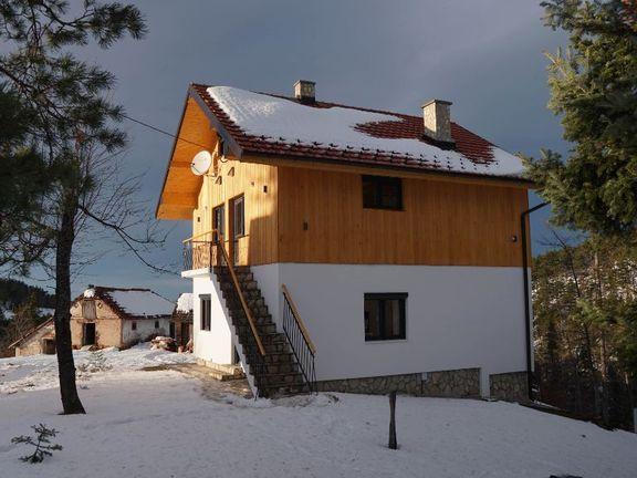Apartmani Vodopad Divčibare