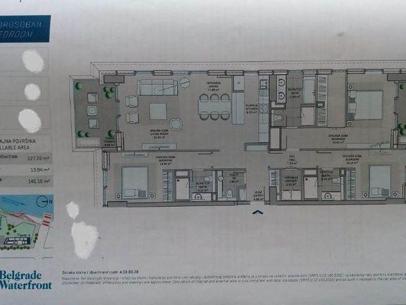 BW Residences * Kula A- jedinstven  140 M2 + 2 garažna mesta