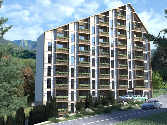 PANORAMA TORNIK - Apartmani u centru Zlatibora!