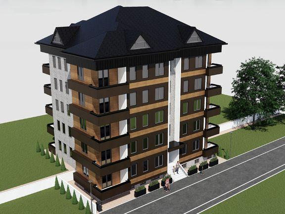 Novogradnja stanova Čajetina