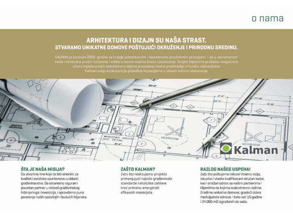 Kalman Zlatibor Kompleks