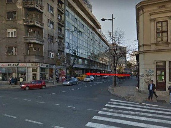 Izdaje se poslovni prostor/lokal Makedonska 12, Beograd - Trg Republike