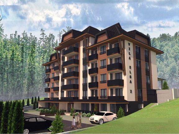 VILA ELSA LUX apartmani 44m2, Zlatibor - direktno od investitora