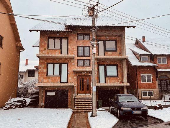 Porodična kuća Lux gradnja 3 etaže