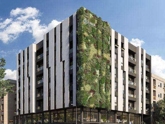Kisačka 66 - Zeleni koncept stanovanja
