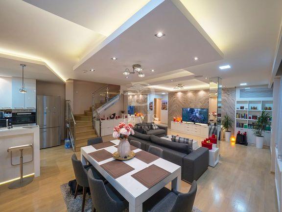 Luksuzno sređen stan u novogradnji na Banovom brdu