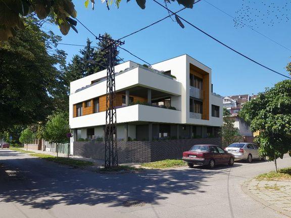 Lux Vila sa 3 petosobna stana