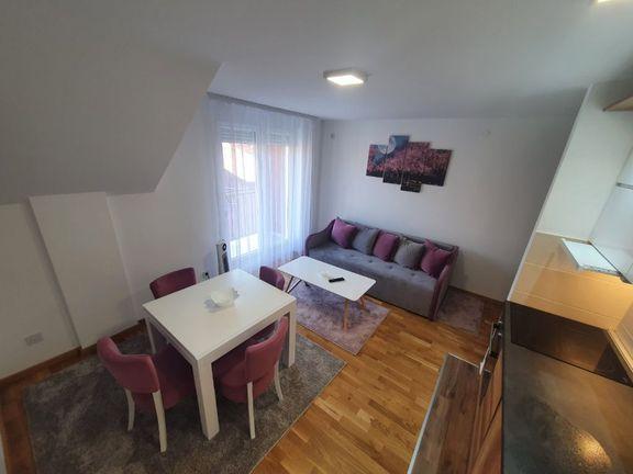 Izdajem apartman u centru Soko Banje