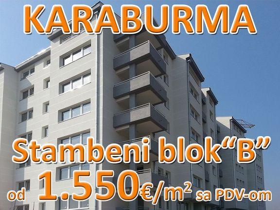 Graditelj inženjering Karaburma - Objekat B