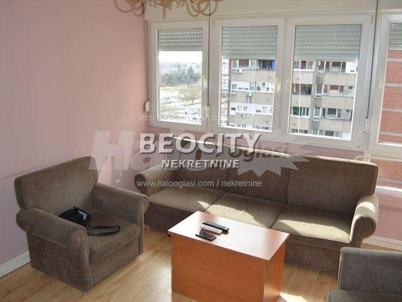 Novi Beograd, Blok 70 (kineski tržni centar), Jurija Gagarina, 3.0, 72m2, 115000EUR