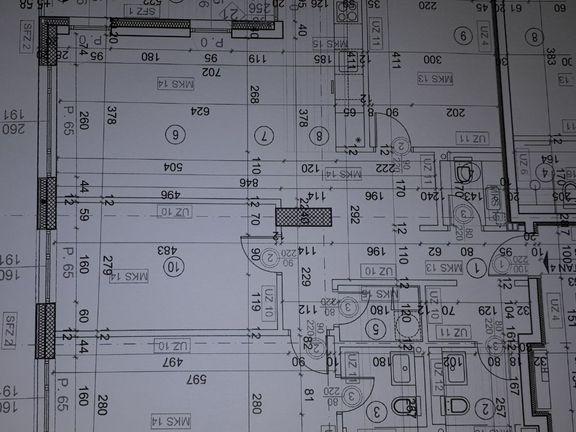 4.0, Dorćol, 105m2(lođa), I/6, 2 lifta, CG, kvalitetan i luksuzan