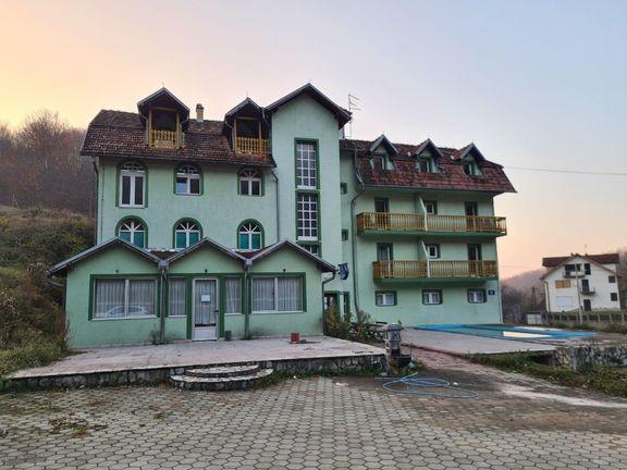 Hotel Radaljska Banja