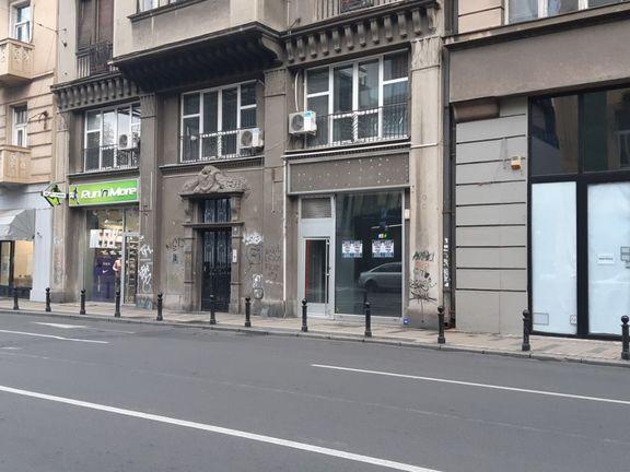 Na prodaju lokal površine 174m2 preko puta TC Rajićeva